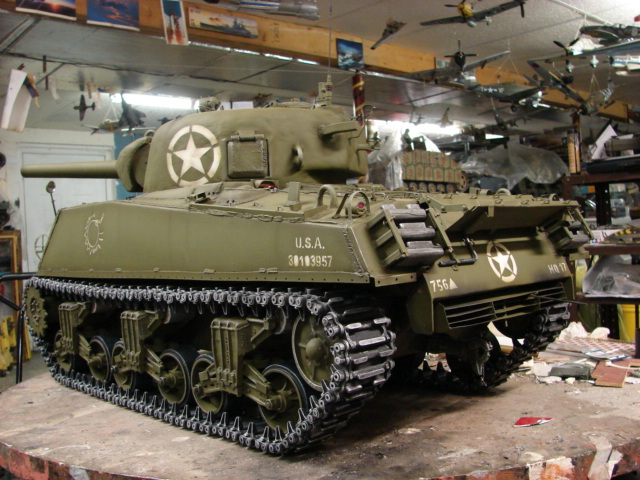 M4A3(105) Sherman project - Page 2